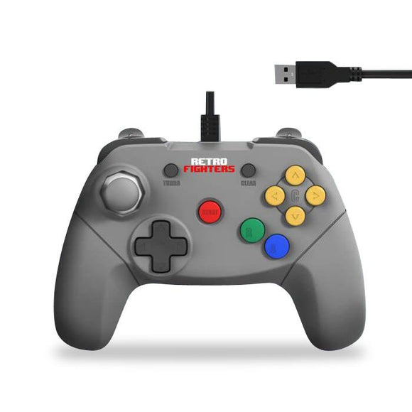 Brawler64 USB – Nintendo Switch / Mac / PC Controller - Games Connection