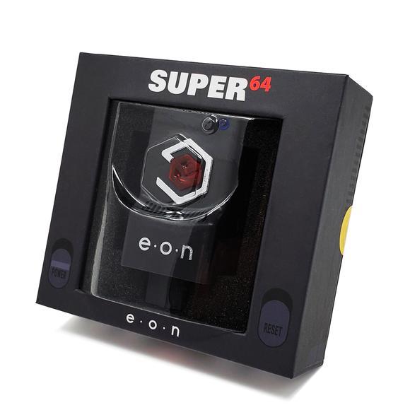 EON Super 64 plug-and-play HDMI adapter for the Nintendo 64 (NTSC) - Games Connection