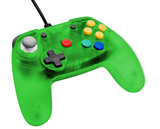 Brawler64 - N64 Controller (Green) - Games Connection