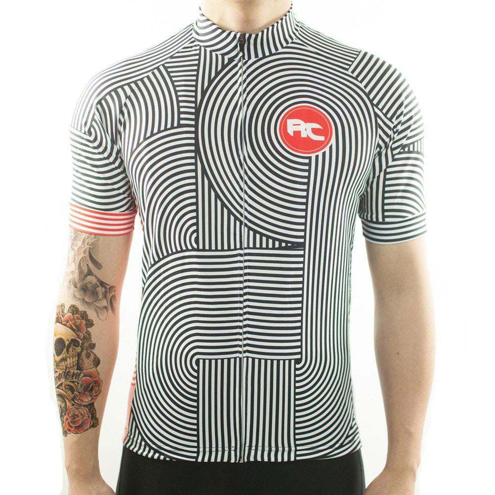 Fashion Zebra Cycling Jersey - The Cycling Fever - 1