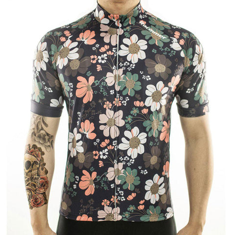Flower Cycling Jersey