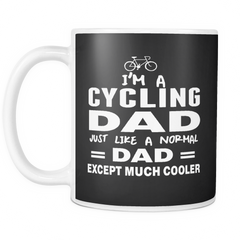 I'm a Cycling Dad Mug