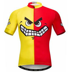 Angry Face Cycling Jersey