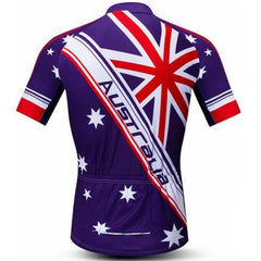 Australia Team Cycling Jersey