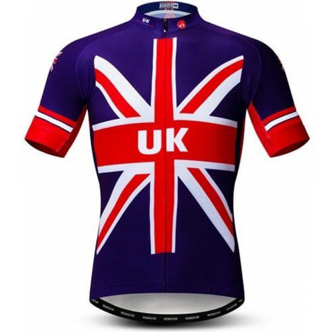 UK Team Cycling Jersey