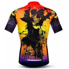 Castle Of Skulls Cycling Jersey