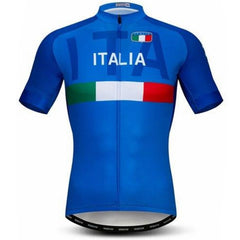 Blue Italia Team Cycling Jersey