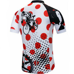 Best Selling Cycling Jersey Black / Green / Red / White / Yellow