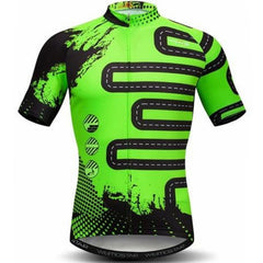 Curves Cycling Jersey