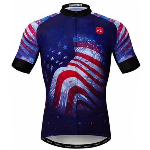 Fireworks USA Cycling Jersey