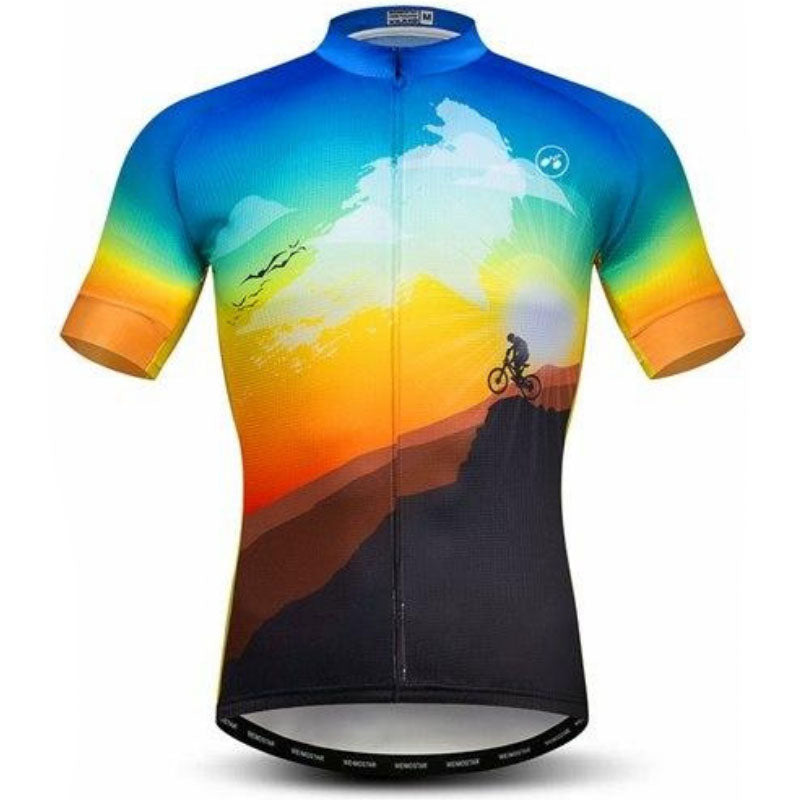 Get To The Top Cycling Jersey