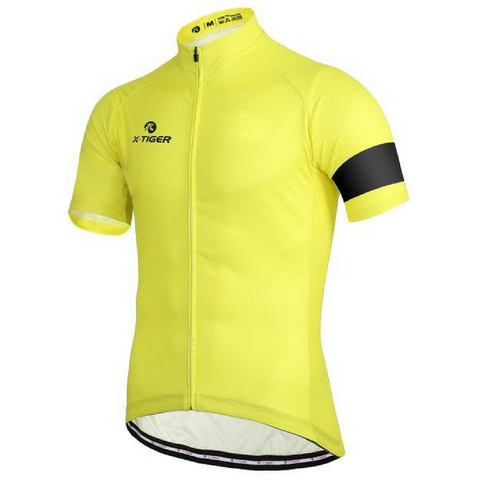 7 Classical Colors Cycling Jersey