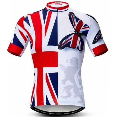 Butterfly UK Cycling Jersey