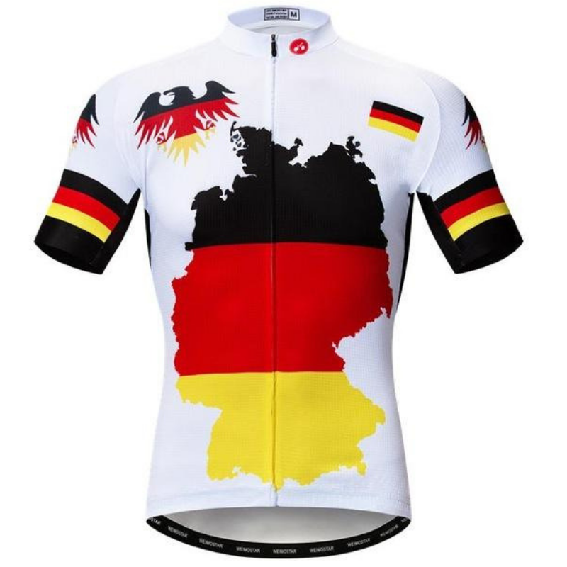 Germany Cycling Jersey