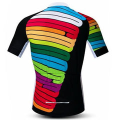 Colors Labyrinth Cycling Jersey