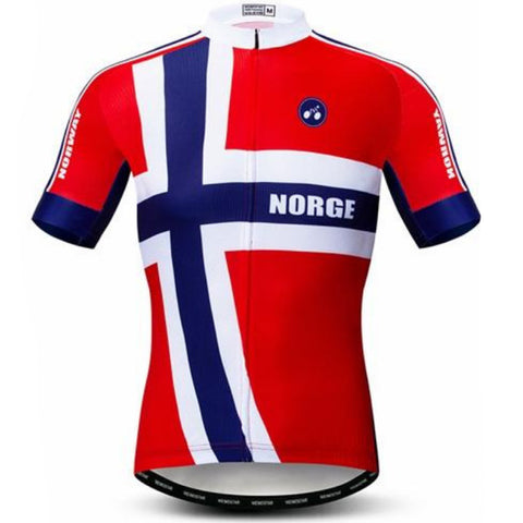 Norway Team Cycling Jersey