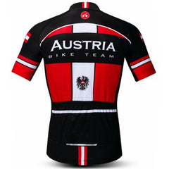 Austria Team Cycling Jersey