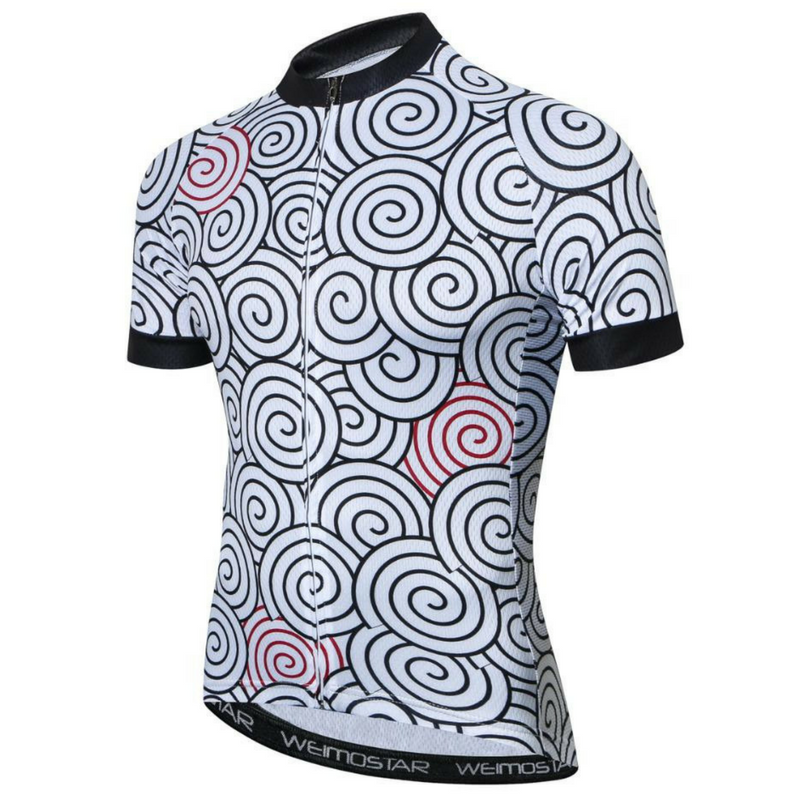 Spirals Cycling Jersey