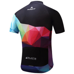 3D Cubes Cycling Jersey