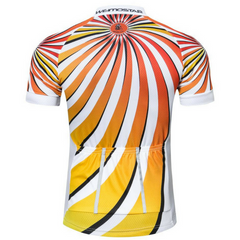 Orange Grinder Cycling Jersey