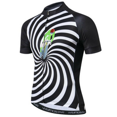 Black Grinder Cycling Jersey