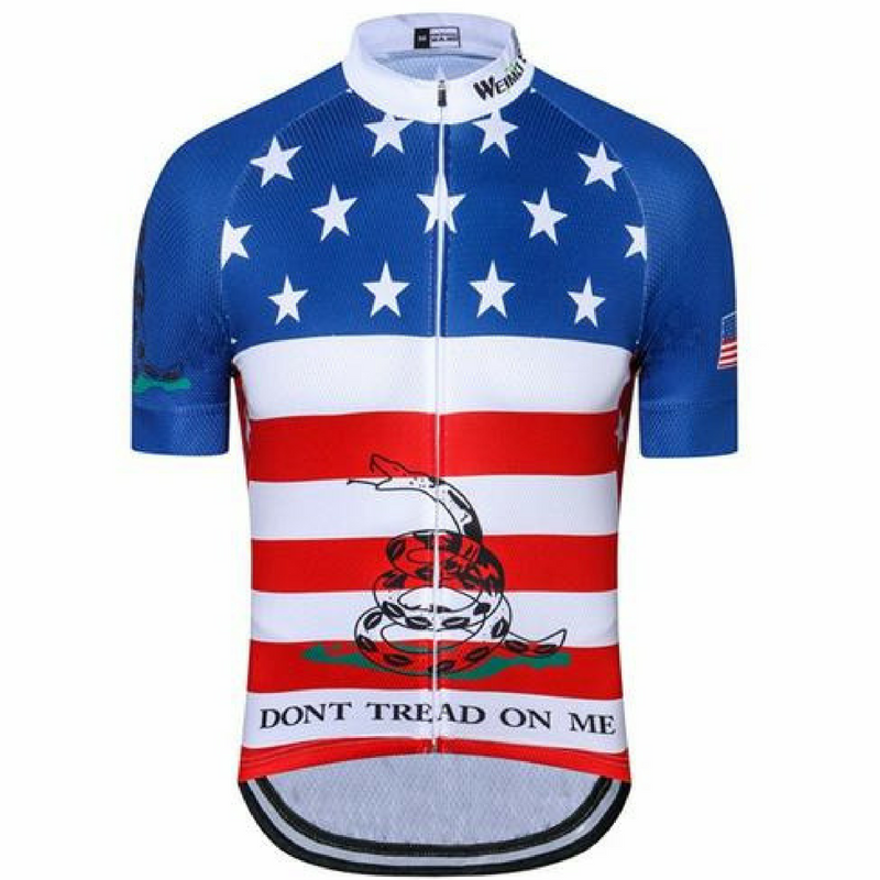 Don't Tread On Me USA Cycling Jersey