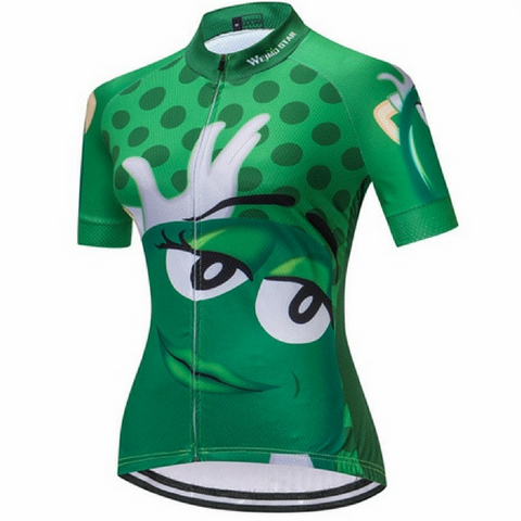 Greea Cycling Jersey for Women