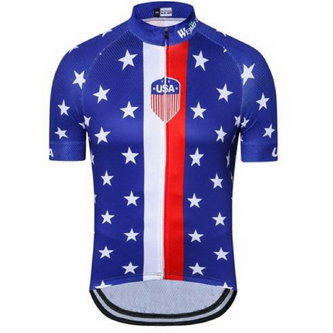 USA Star Cycling Jersey