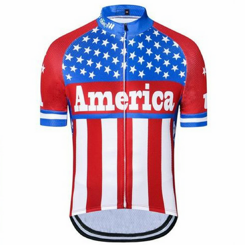 USA America Cycling Jersey