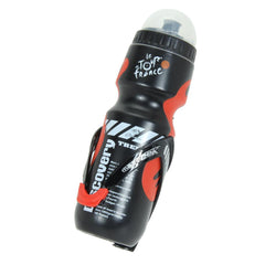 Water Bottle With Plastic Glass Fiber Holder - The Cycling Fever - 2