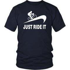 Just Ride It Cycling T-Shirt