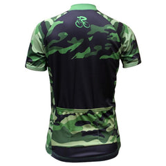 Green Army Cycling Jersey