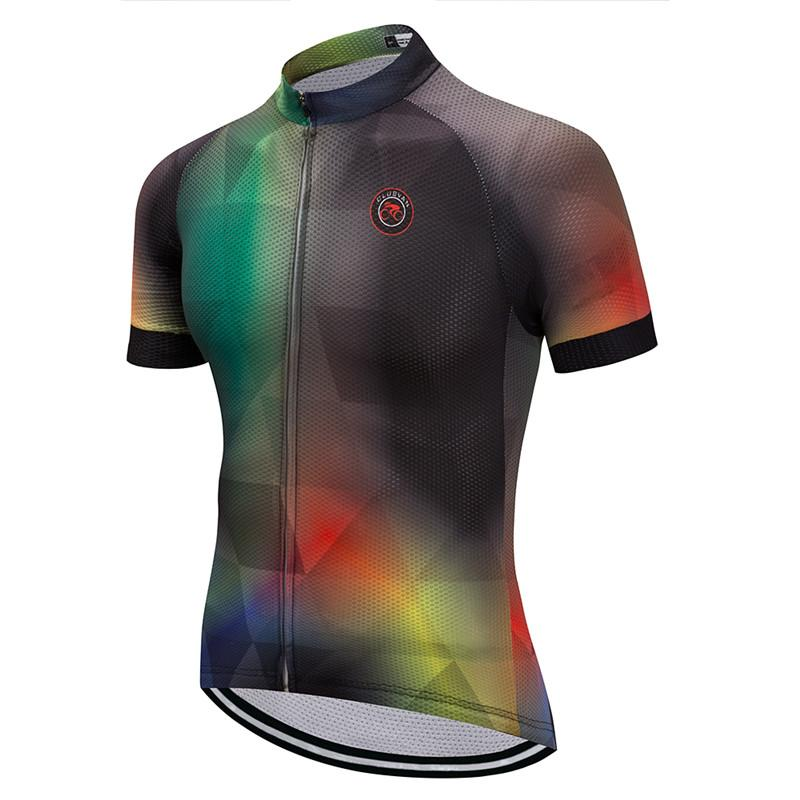 Colorful Stranger Cycling Jersey