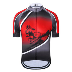 Rider Red Cycling Jersey