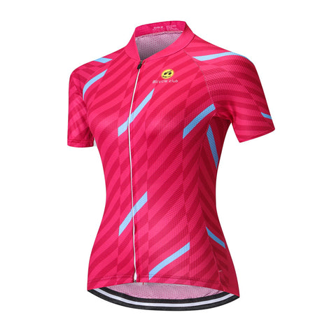 Red Bicycle Club Cycling Jersey for Women