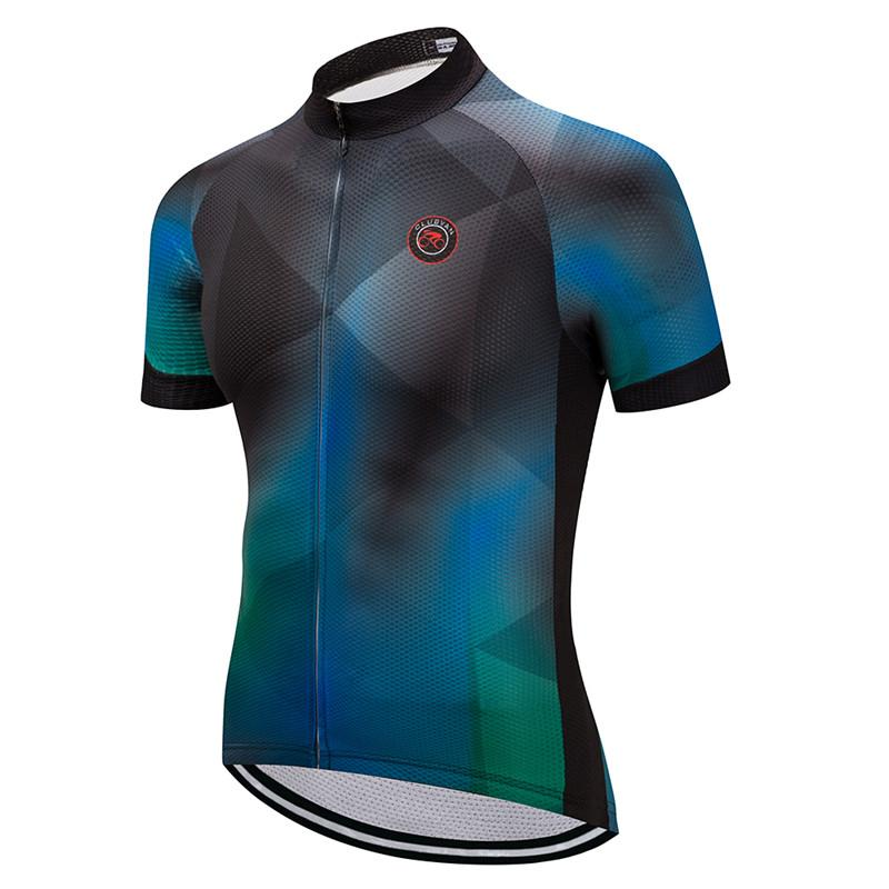 Blue Stranger Cycling Jersey