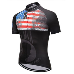Black USA Cycling Jersey