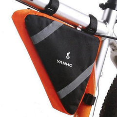 Bicycle Frame Pack - The Cycling Fever - 7