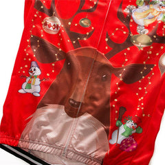 Christmas Reindeer Cycling Jersey