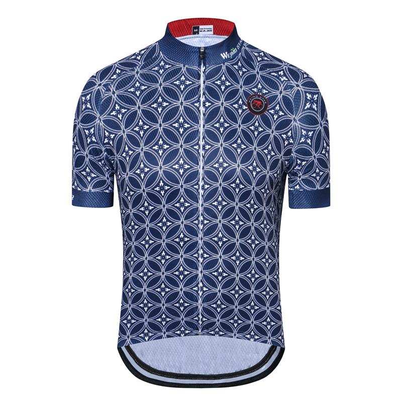 Blue Star Cycling Jersey