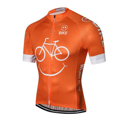 Smiley Bike Cycling Jersey