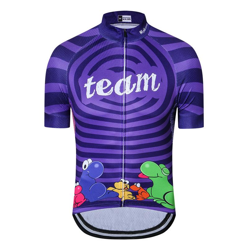 Ride Like A Nerd Cycling Jersey