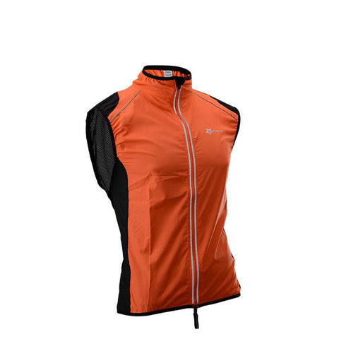 Orange Rock Cycling Vest