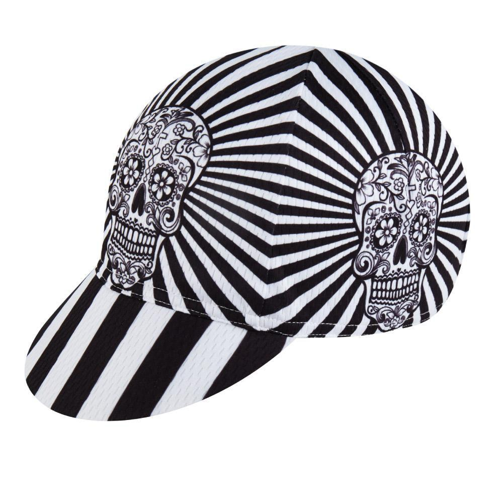 Skull Cycling Cap