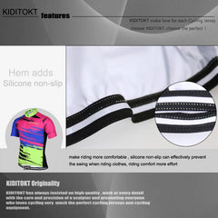 Colorful and Stylish Cycling Jersey - The Cycling Fever - 6