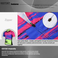 Colorful and Stylish Cycling Jersey - The Cycling Fever - 4