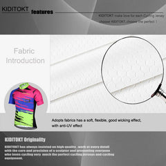 Colorful and Stylish Cycling Jersey - The Cycling Fever - 3