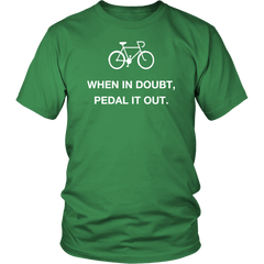 When In Doubt Cycling T-Shirt