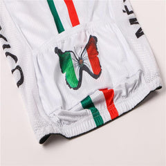 Mexico Pro Team Cycling Jersey for Women
