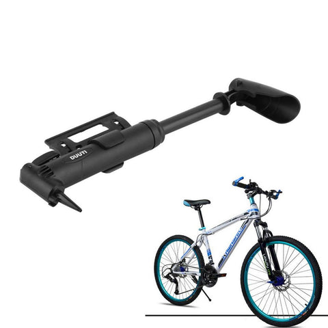 Multi-functional Bicycle Air Pump